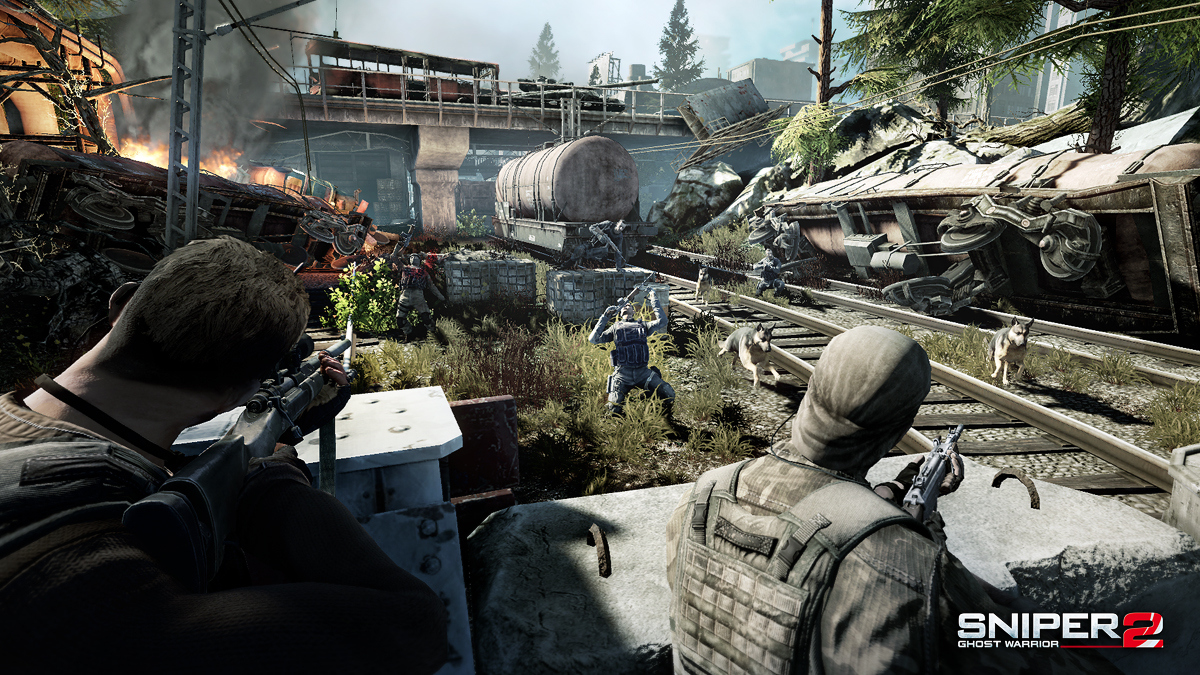 تحميل Sniper Ghost Warrior